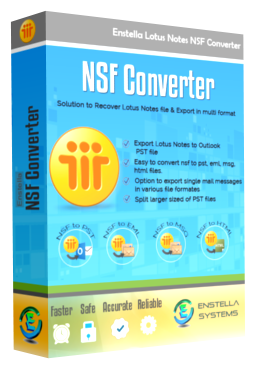 Lotus Notes Converter Tool Easily Convert NSF Emails to PST