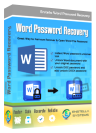 Word Password Recovery