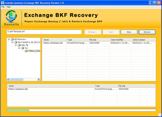 Windows 7 Exchange BKF Recovery 1.0 full