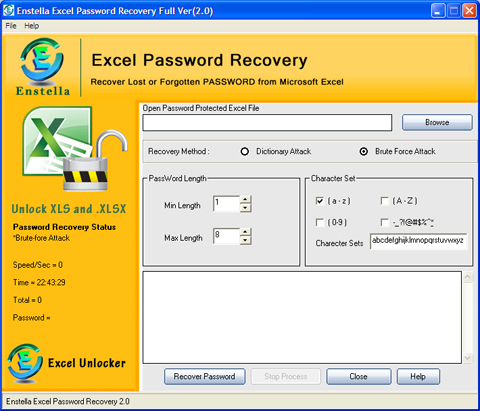 crack excel 2016 protection